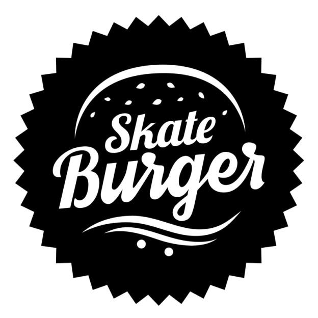 miniatura skate burger