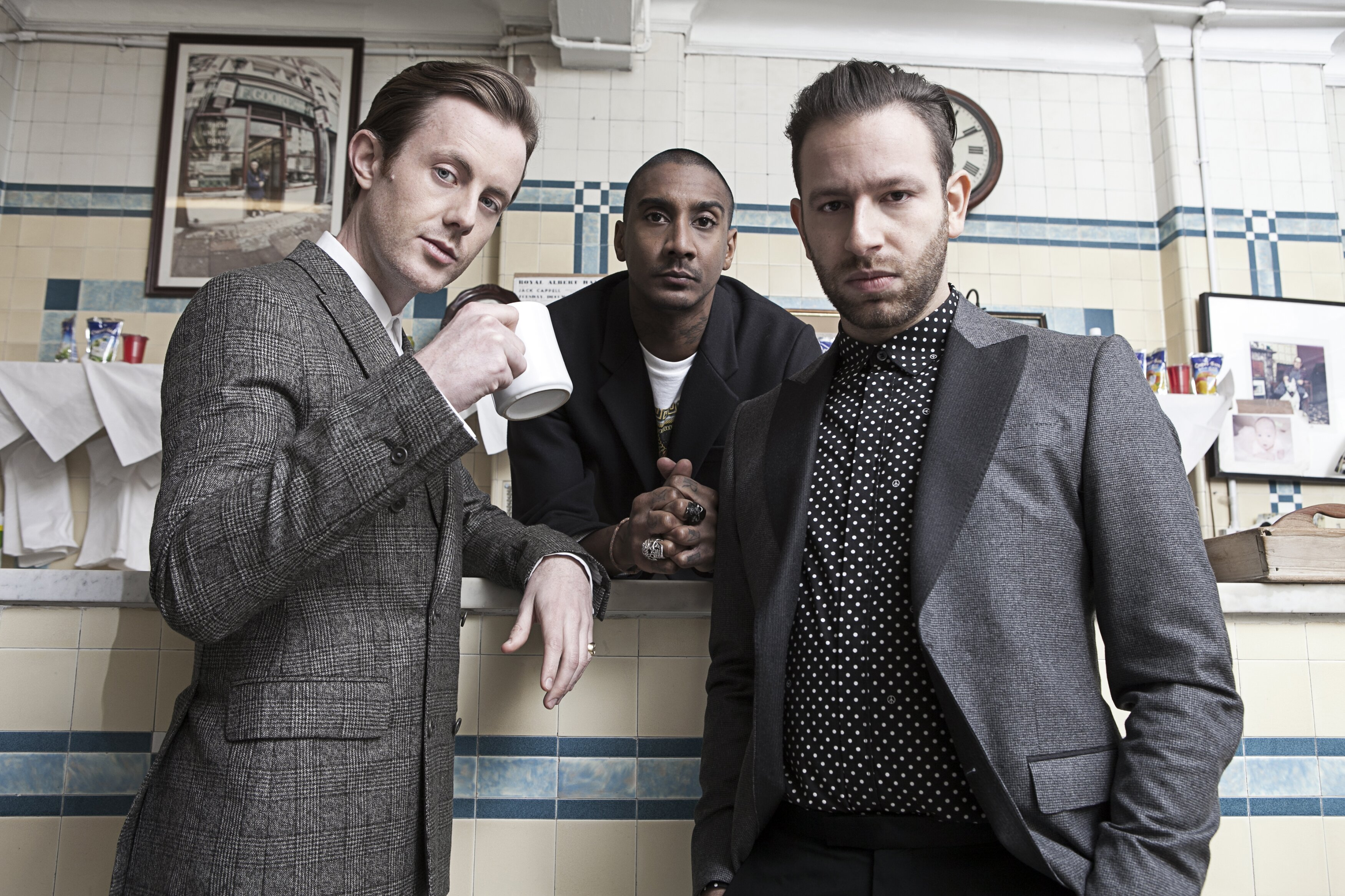 Chase & Status - Press Photo